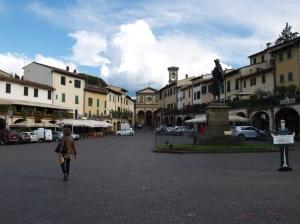 La Piazza Matteotti