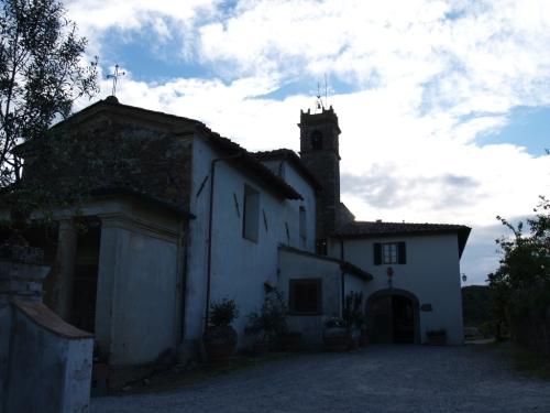 La Fattoria di Rignana, un petit hôtel de Toscane à l'abri du bruit