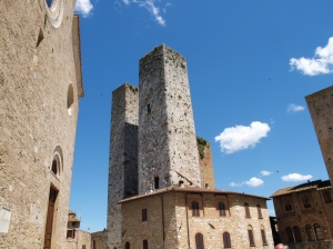 San Gimignano et ses maisons-tours