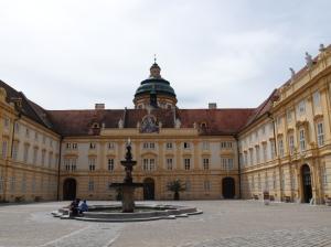 L'abbaye de Melk