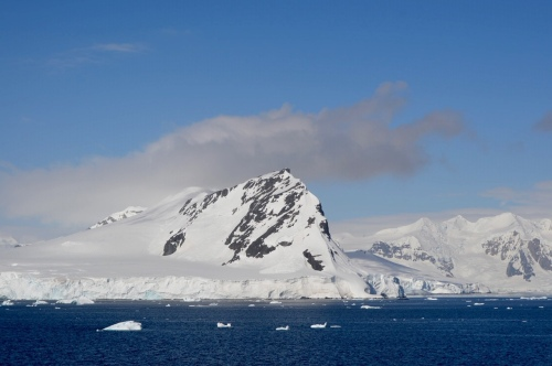 Elephant Island en Antarctique